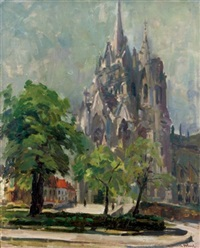 cathedral by maurice paul