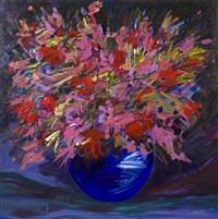 still life flowers by cornelius bosch