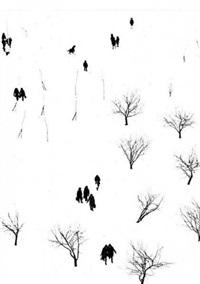la cour d'hiver by iouri abramochkin