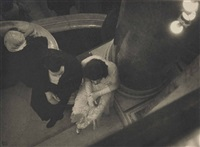 bal de la couture by ilse bing