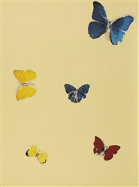 all you need is love by damien hirst