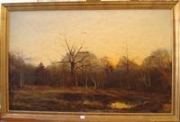 paysage by jules françois archille ambroise