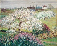 spring by theodore wendel