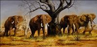 bulls of tsavo by gary r. swanson