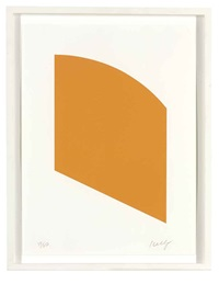 orange by ellsworth kelly