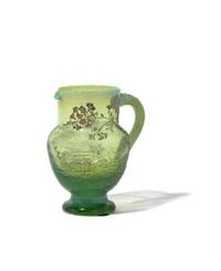 pitcher by émile gallé