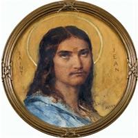 saint-jean by albert anker