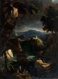 l'eau ou le déluge by pierre antoine patel