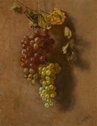 grapes suspended by guy rose