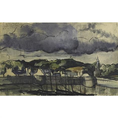 concarneau by bradley walker tomlin