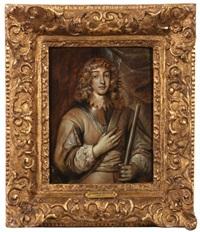 portrait of lord bernard stuart by sir anthony van dyck