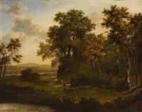 sussex landscape by patrick nasmyth
