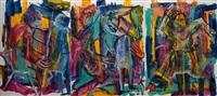 world trade center: new york series by sane wadu