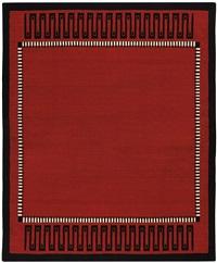 carpet, model no. 3207nr by émile jacques ruhlmann