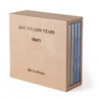 one million years (past and future) (set of 4) by on kawara