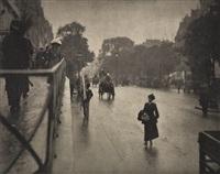 a snapshot: paris by alfred stieglitz