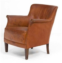 fauteuil by frits henningsen