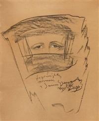 portret józefa jana głogowskiego by stanislaw ignacy witkiewicz