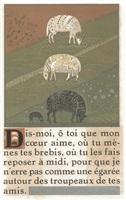 le cantique des cantiques (bk w/works) by françois louis schmied
