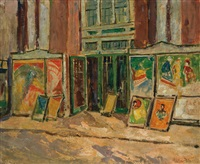 the exhibit by pauline palmer