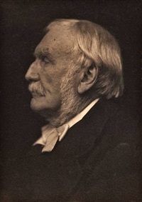 sir richard strackey by frederick hollyer