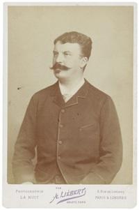 guy de maupassant by alphonse liebert