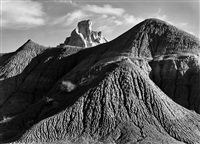 ghost ranch hills, chama valley, new mexico by ansel adams