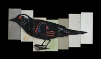 sparrow (in 7 parts) by roa