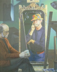 reflecting: a self portrait by billy morrow jackson