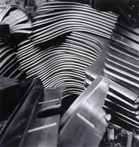 formy abstrakcyjne (from krajobraz przemysłowy) by eustachy kossakowski