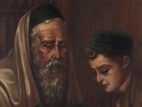 <b>Ernst Seidl</b> - ernst-seidl-rabbi-with-pupil