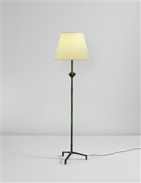 star floor lamp, designed, cast from 1962 by alberto giacometti