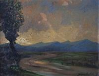 camino al amanecer by stephen koek koek