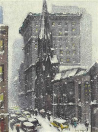 wall street by guy carleton wiggins