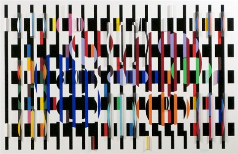 2 3 4 by yaacov agam