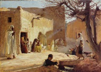 au sud de l'algérie by louis joseph anthonissen