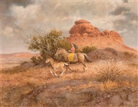 bringing in the colt by robert kennedy abbett