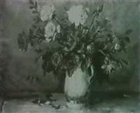 bouquet de roses by stepan jousse