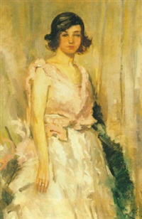 portrait of a girl by bart peizel