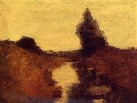 landscape by albert pinkham ryder