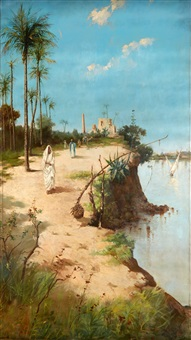 vue d'egypte by santo piatti