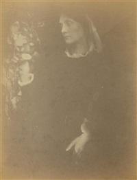 mrs. herbert duckworth by julia margaret cameron
