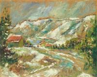 la vallée de sallanches by jean puy