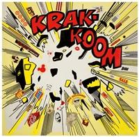krak-koom by ronnie cutrone
