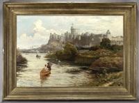 windsor castle by john emmanuel jacobs