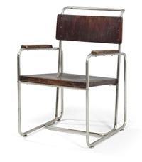 an armchair by robert slezak