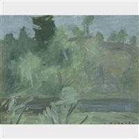 piedmont, june by william goodridge roberts