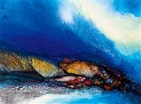 海天一色 (seascape) by jan chinshui