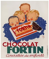 chocolat fortin by paul igert
