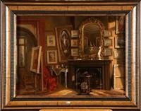 atelier de l'artiste by médard tytgat